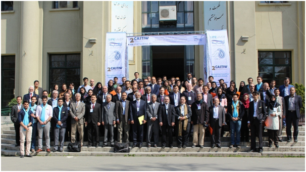President ECOSF joined the International Summit on Water in Tehran – Iran (2-3 March 2016)