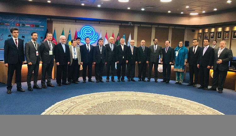 29th Meeting of Regional Planning Council of the Economic Cooperation Organization held at Tehran on December 17-20, 2018